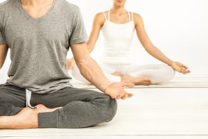 Kom i form med yoga